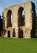 Remains of Caludon Castle, Walsgrave, now within the boundary of Coventry