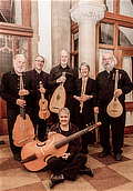 Lachrimae Consort at Clarendon Park Congregational Church in the Leicester Early Music Festival, UK